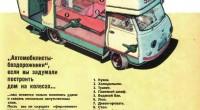 Дом на колесах – лучший вариант для автотуризма